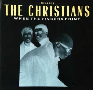 "Christians (The) - When The Fingers Point (12"") (G+/VG)"